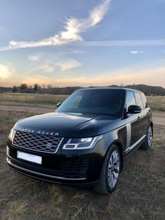 Бузулук Range Rover 2019