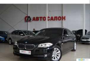Липецк BMW 5-Series 2012