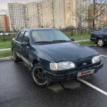 Москва Sierra 1992