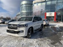 Москва Land Cruiser 2019