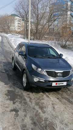Саранск Sportage 2011