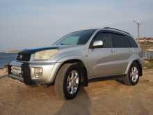 Черноморское RAV4 2002