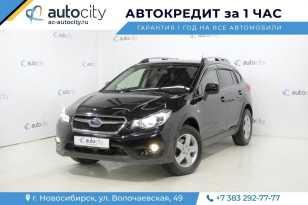 Новосибирск Impreza XV 2013