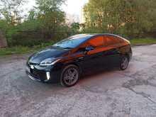 Москва Prius 2014