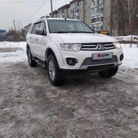 Екатеринбург Pajero Sport 2014