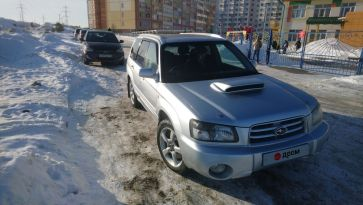 Томск Forester 2002