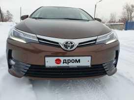 Ульяновск Corolla 2016