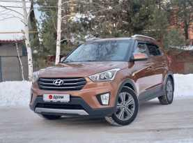 Екатеринбург Hyundai Creta 2017