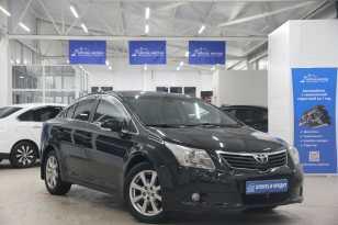 Омск Avensis 2011