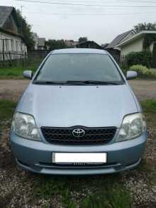 Ярославль Corolla 2004