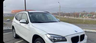Саранск BMW X1 2012