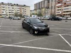 Краснодар Corolla 2013