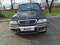 Красноярск Musso 2003