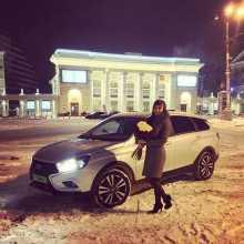 Воронеж Веста Кросс 2017