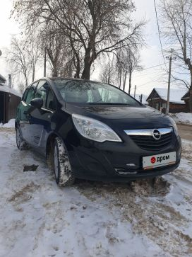 Пермь Opel Meriva 2012