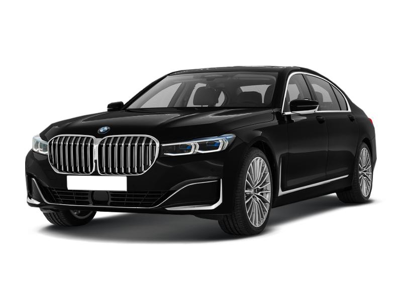 Москва BMW 7-Series 2020