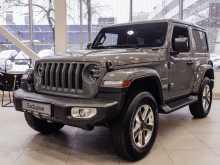 Москва Jeep Wrangler 2020