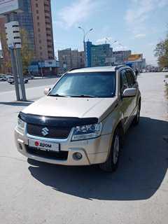 Новосибирск Grand Vitara 2008