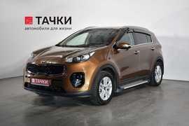 Иркутск Kia Sportage 2016