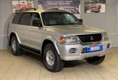 Москва Montero Sport 2003