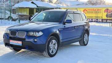 Ноябрьск BMW X3 2007