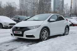 Москва Civic 2014