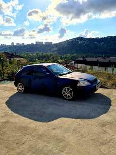 Сочи Civic 1997