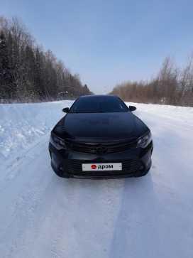 Киров Toyota Camry 2017