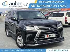 Владивосток LX450d 2016