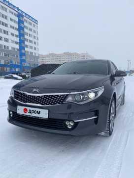 Новый Уренгой Kia Optima 2018