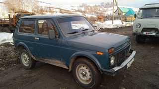 Горно-Алтайск 4x4 2121 Нива 2002