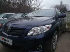 Симферополь Corolla 2008