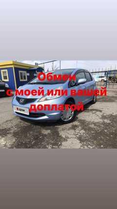 Хабаровск Fit 2008
