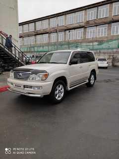 Владивосток LX470 2004