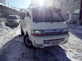Петропавловск-Камчатский Toyota Hiace 1987