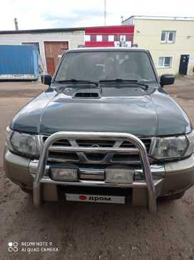 Киров Nissan Patrol 2000