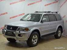 Москва Pajero Sport 2003