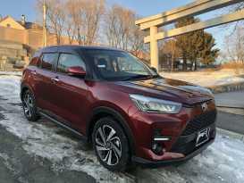 Владивосток Toyota Raize 2019