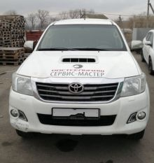 Ставрополь Hilux Pick Up 2014