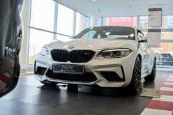 Москва BMW M2 2021