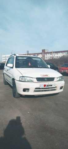 Челябинск Demio 1997