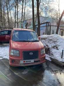 Москва Wagon R Solio 2001