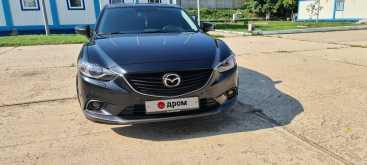 Дубна Mazda6 2013