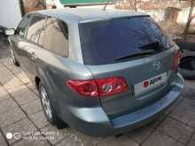 Воронеж Mazda6 2004