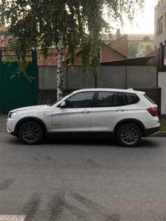 Владикавказ BMW X3 2013