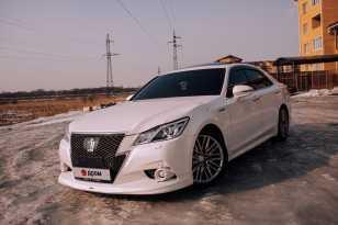 Уссурийск Toyota Crown 2015