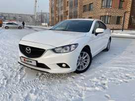 Абакан Mazda Mazda6 2018