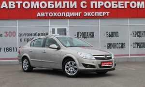 Краснодар Astra 2009
