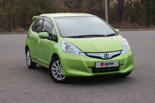 Владивосток Honda Fit 2010