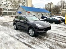 Москва Cayenne 2011